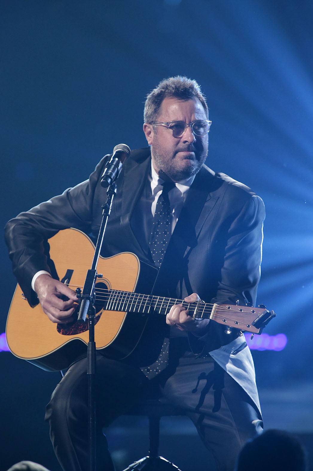 Vince Gill Stage - P 2013