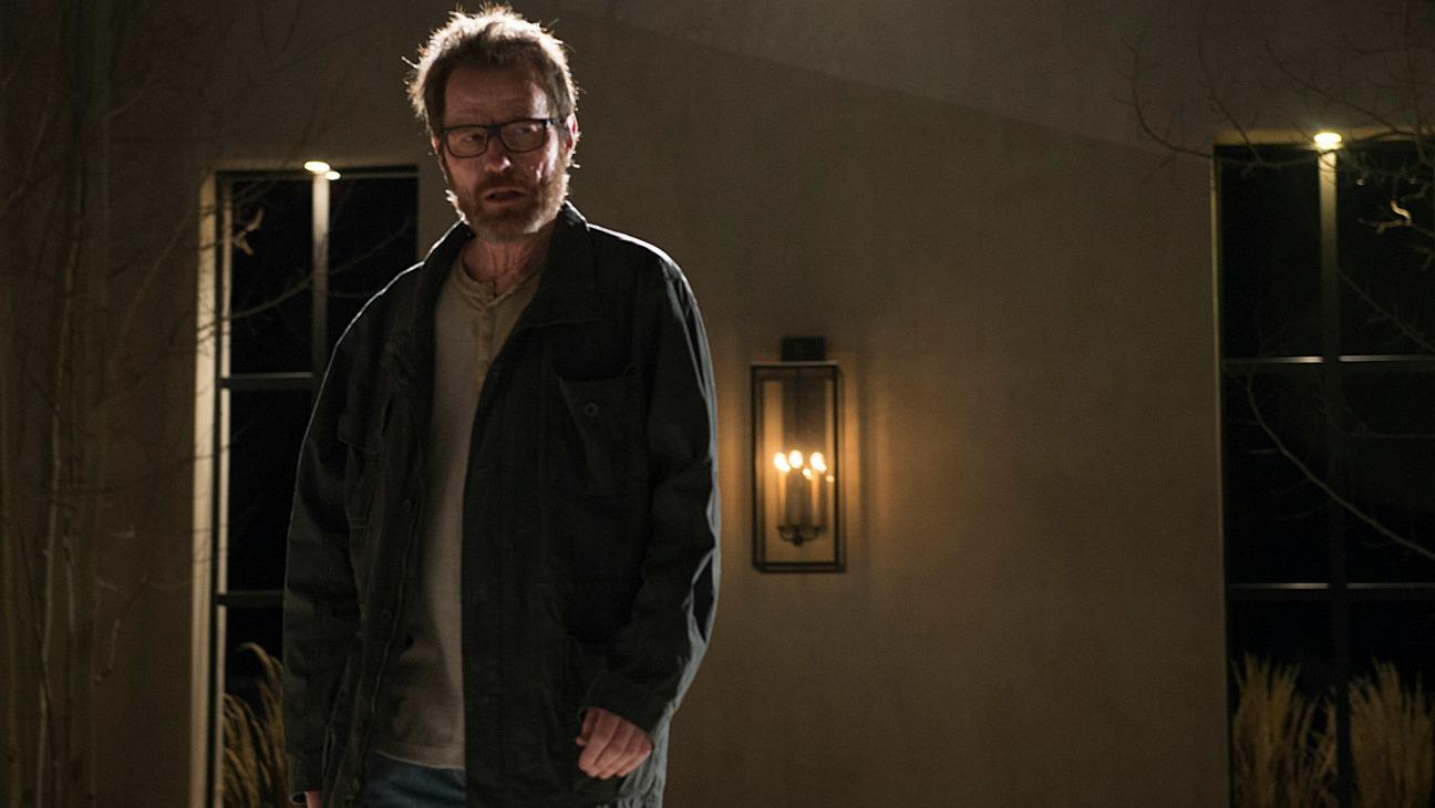 Breaking Bad Series Finale Walter - H 2013