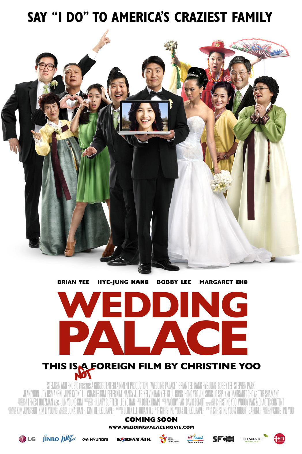 Wedding Palace Poster - P 2013