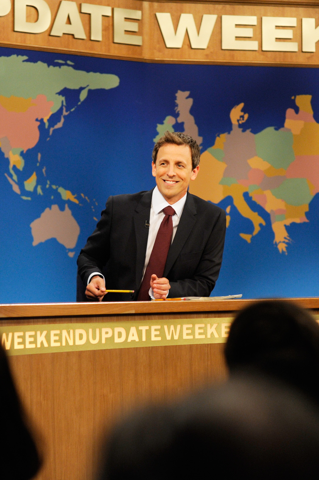 Weekend Update with Seth Meyers - P 2013