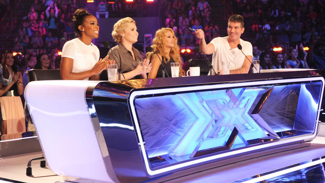 The X-Factor Season 3 Premiere Judges - H 2013
