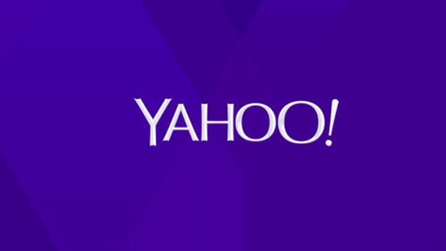 Yahoo New Logo - H 2013