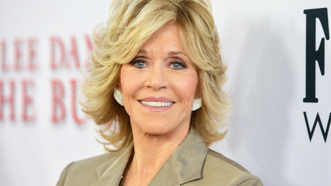Jane Fonda The Butler Premiere - H 2013