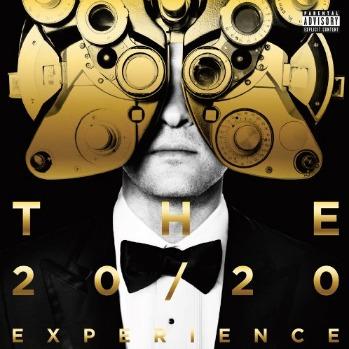 20/20 Experience Part 2 Album Cover - P - 2013