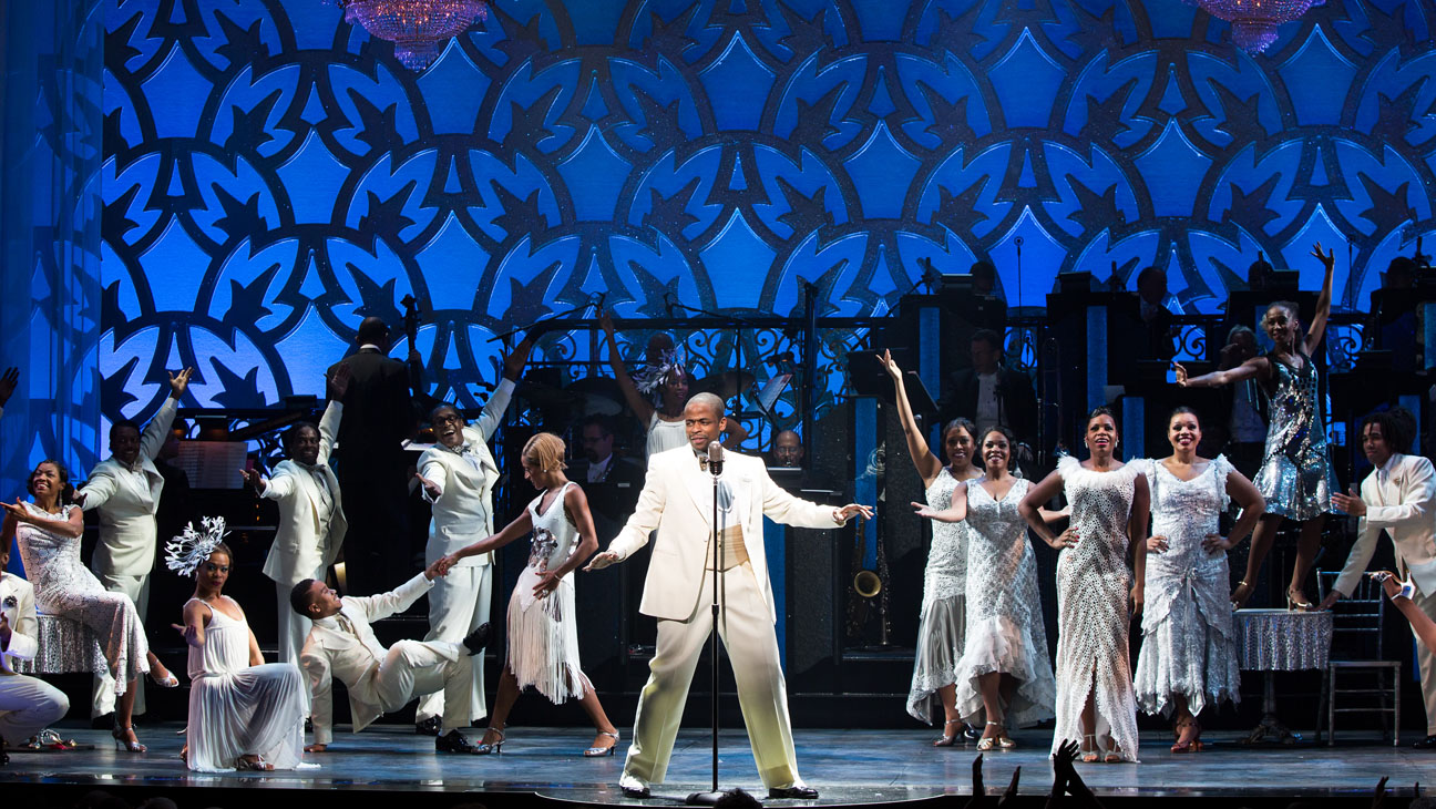 After Midnight Dule Hill Cast - H 2013