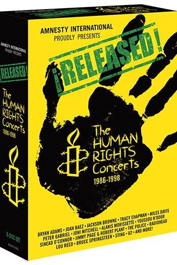 Amnesty Intl Released DVD P
