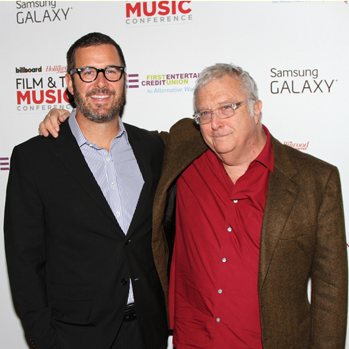 Amos Randy Newman Billboard THR conference P