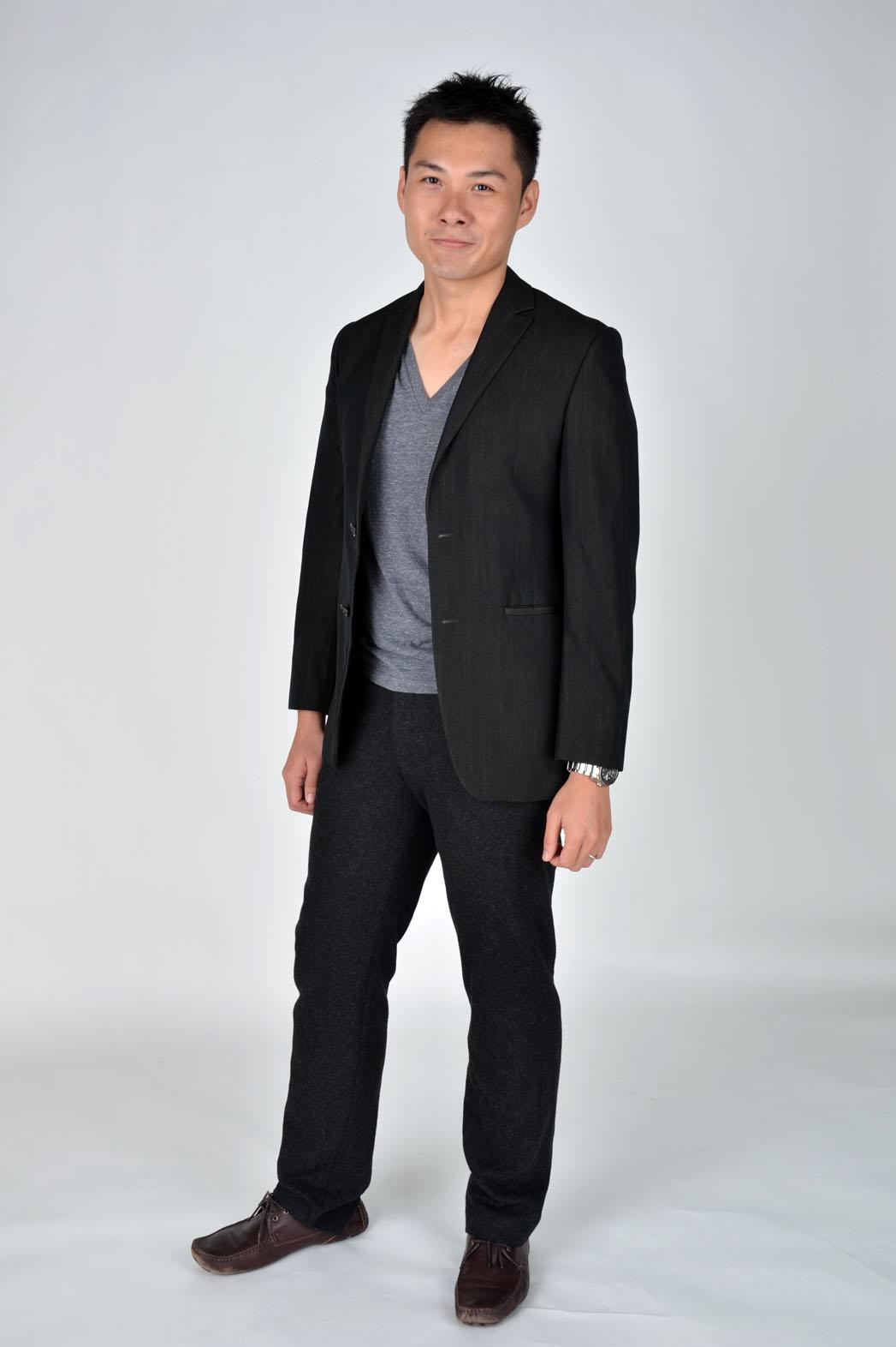 Anthony Chen Portrait - P 2013