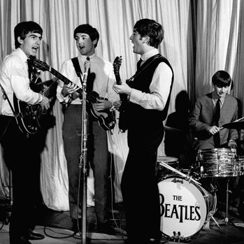 Beatles square P