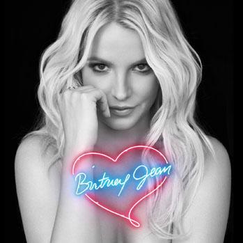 Britney Spears Britney Jean Album Cover - S 2013