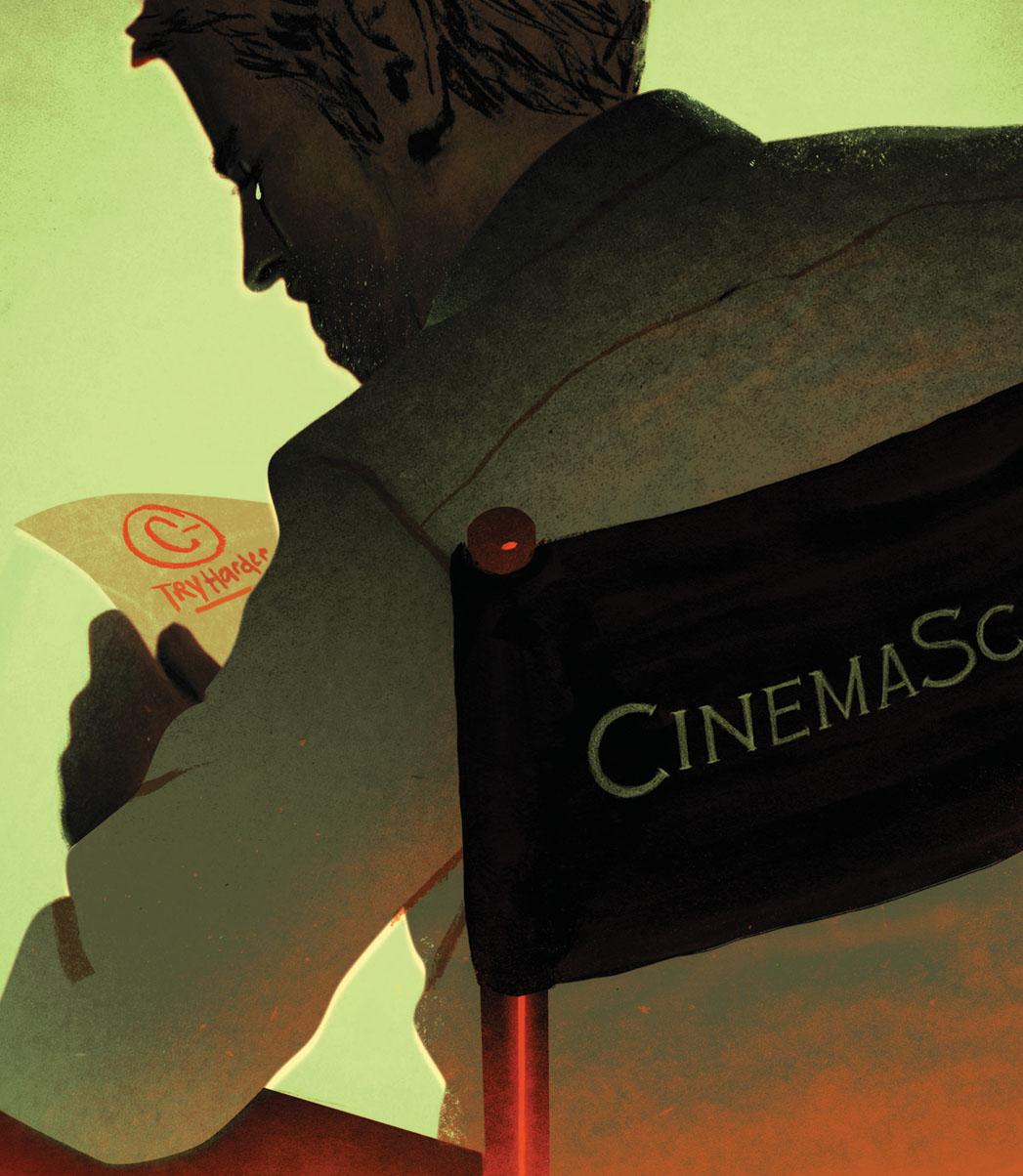 CinemaScore Illustration - P 2013