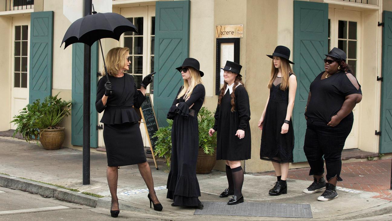 American Horror Story: Coven Lange Girls - H 2013