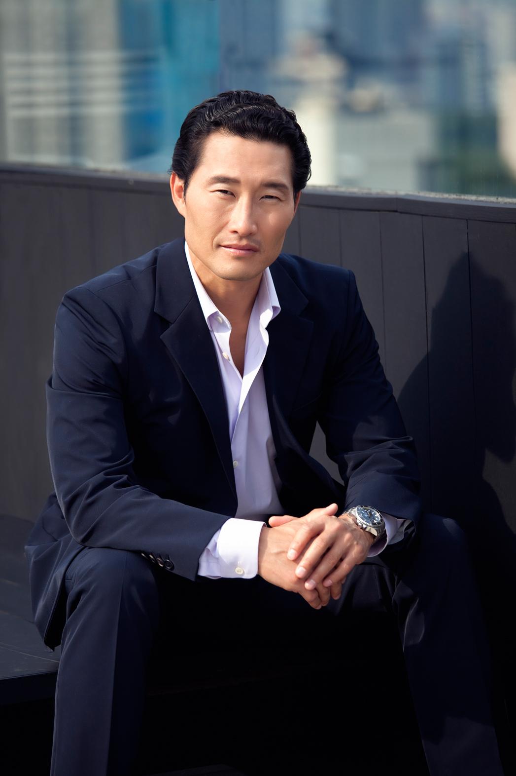 Daniel Dae Kim Headshot - P 2013