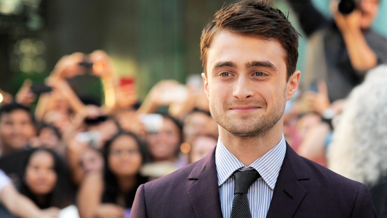 Daniel Radcliffe TIFF - H 2013