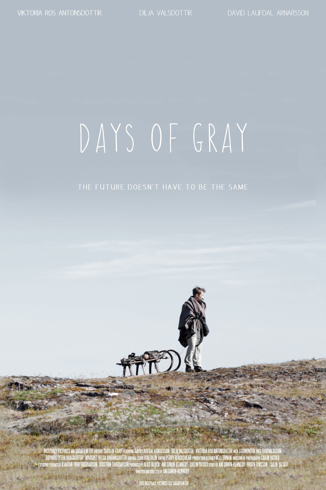 Days of Grey Poster - P 2013