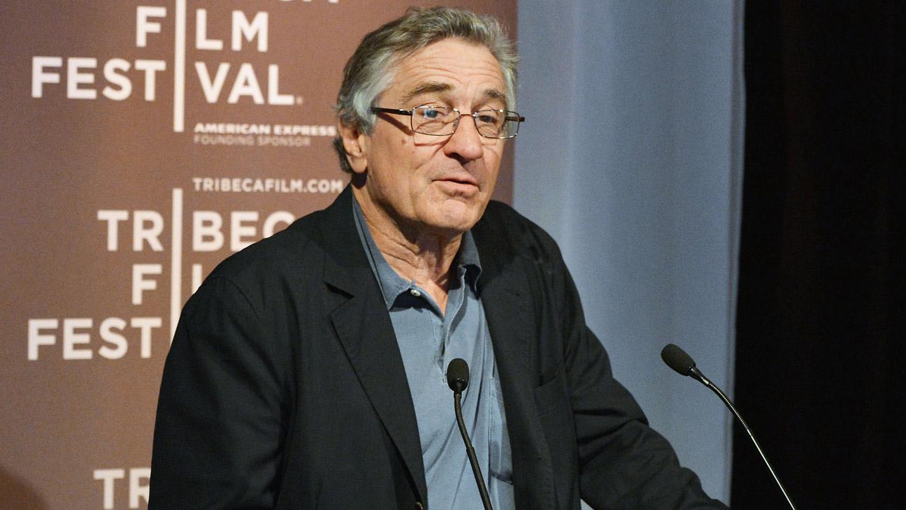 Robert De Niro Tribeca Film Festival - H 2013