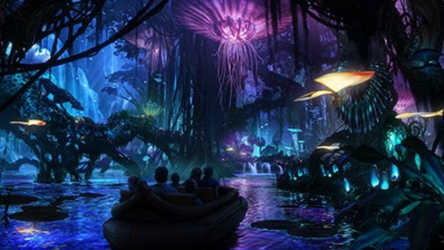 Disney Avatar Park - H - 2013