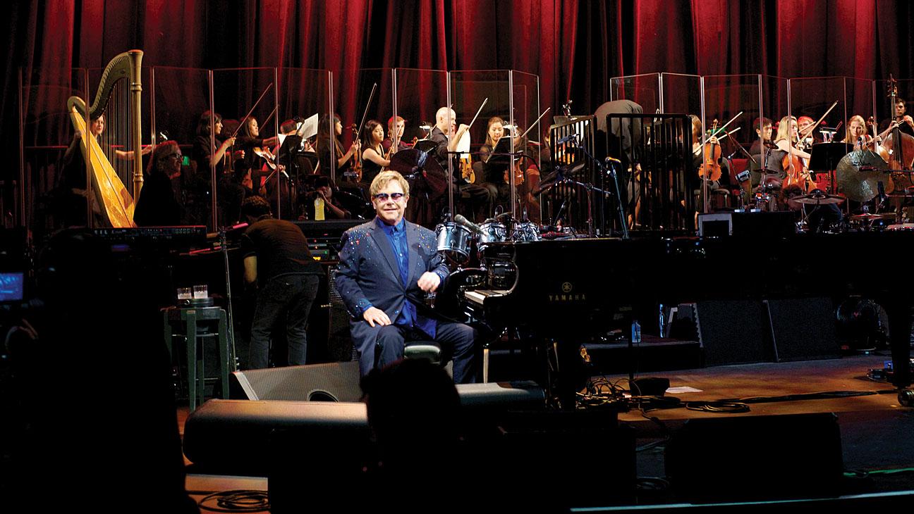 Elton John Music Schools - H 2013