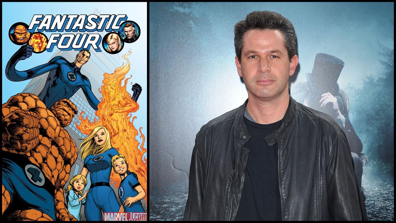 Fantastic Four Simon Kinberg - H 2013