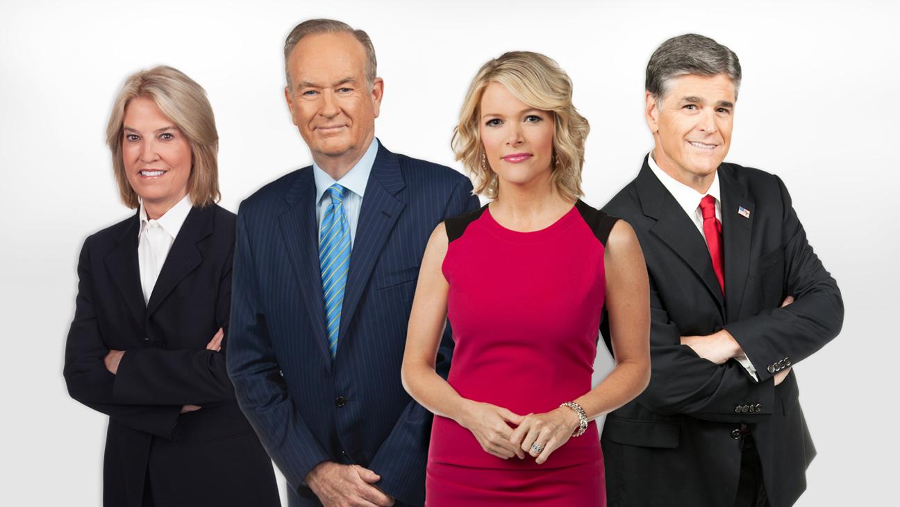Fox News Cast - H 2013