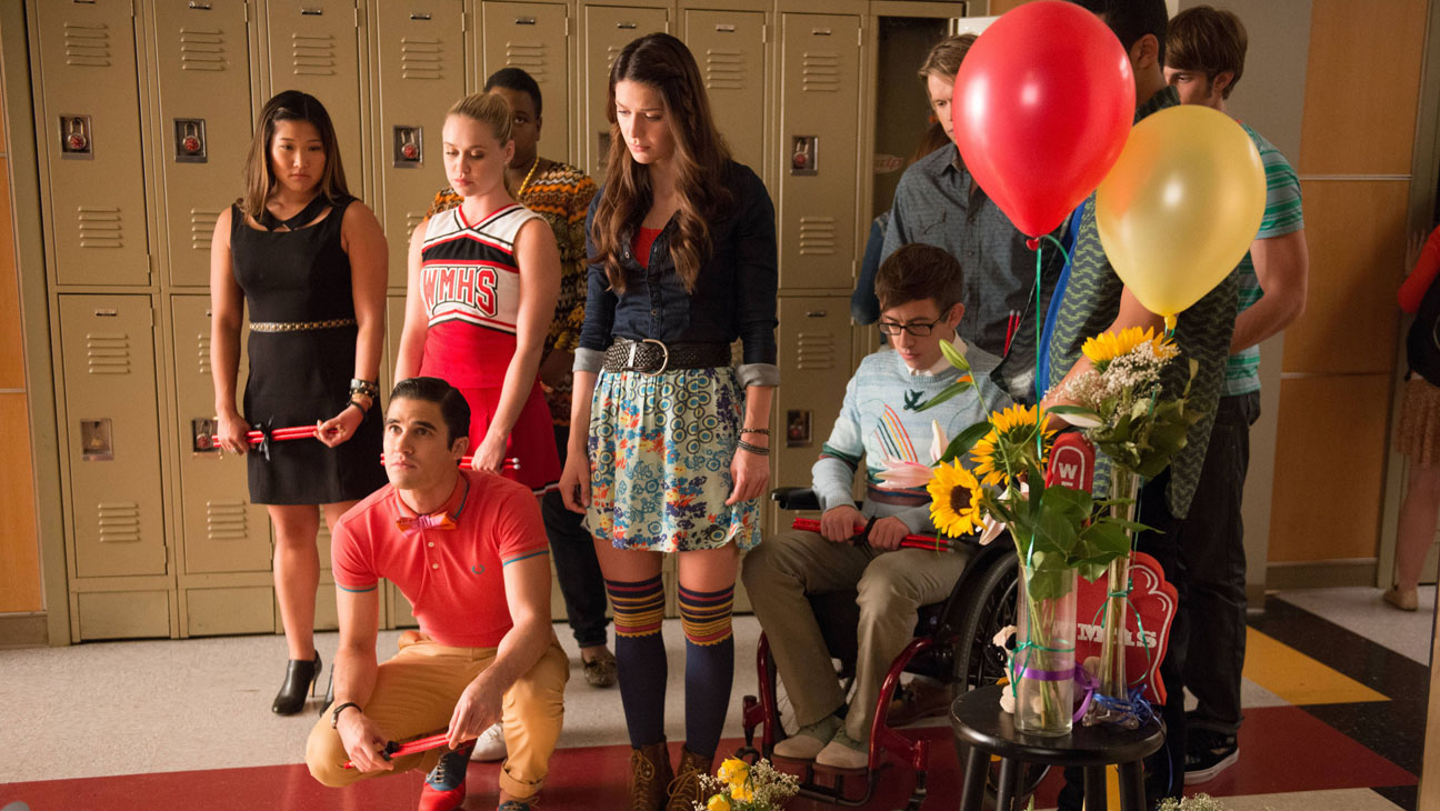 Glee Monteith Tribute Episodic - H 2013