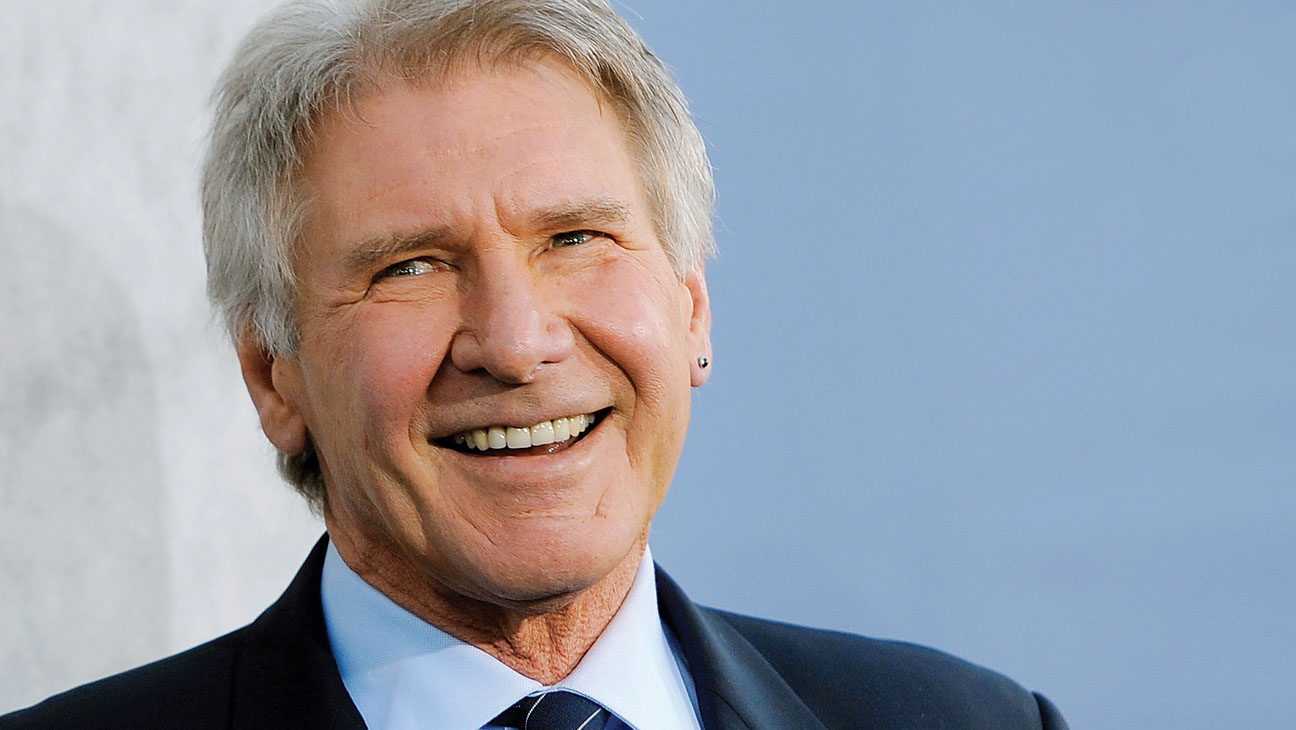 Harrison Ford Backlot - H 2013