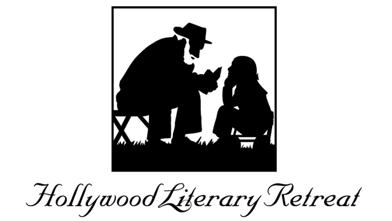 Hollywood Literary Retreat Logo - H 2013
