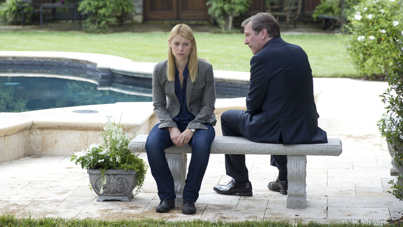 Homeland Season 3 Still - H 2013