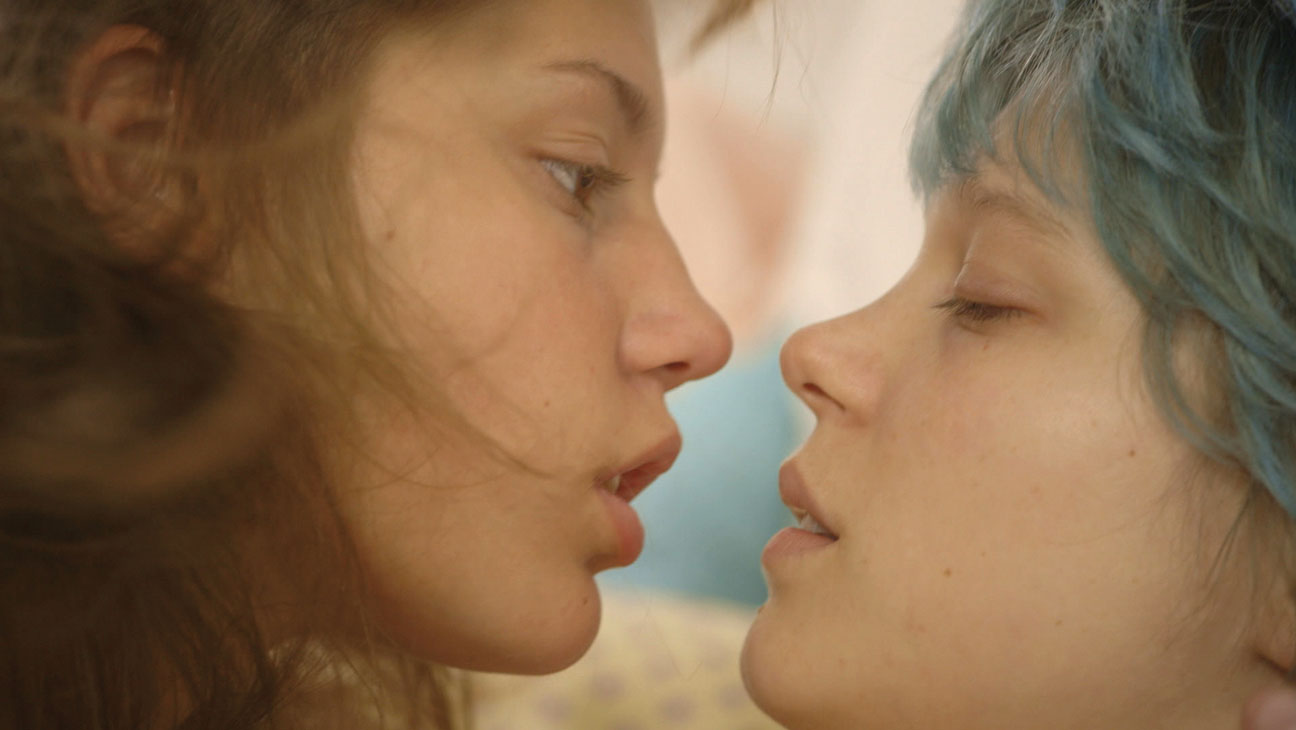 Issue 35 REP DVD Screeners Blue is the Warmest Color - H 2013