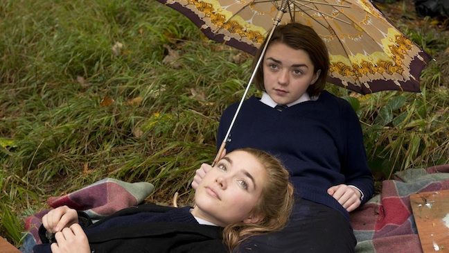 The Falling Maisie Williams H