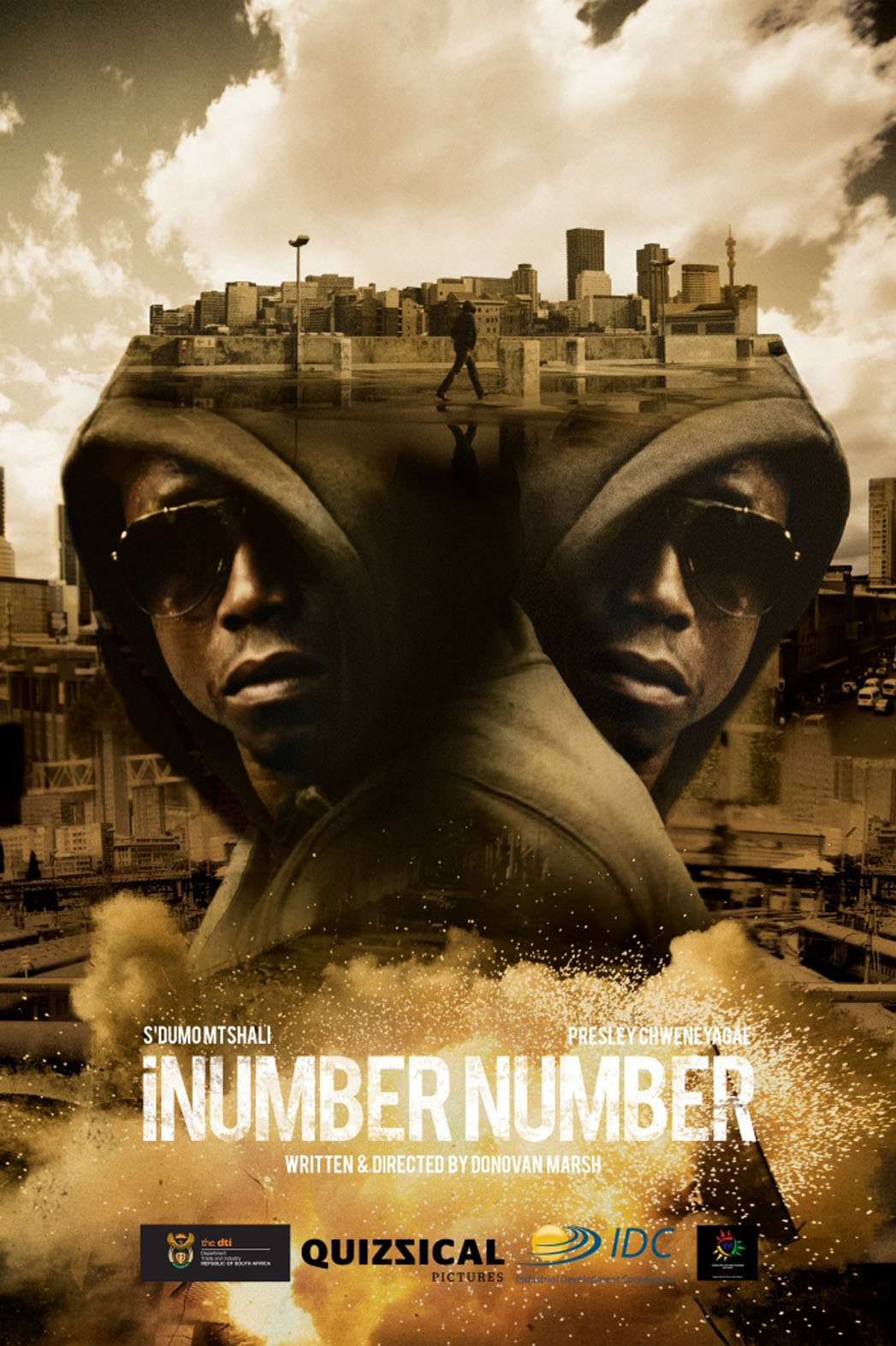 iNumber Number Movie Poster - H 2013