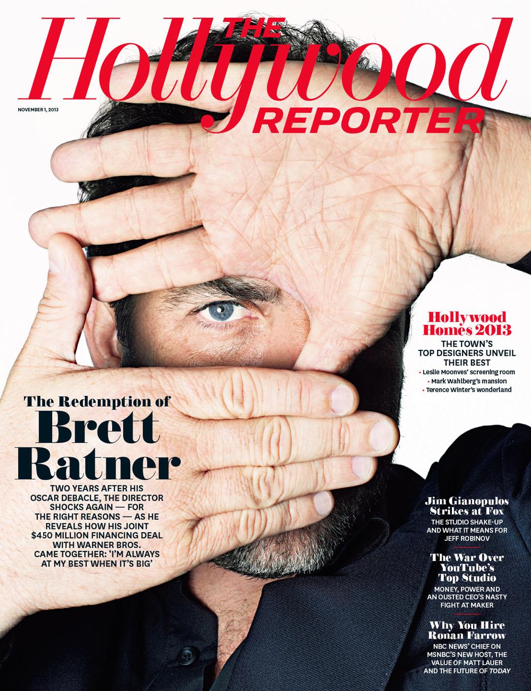 2013 Issue 38: Brett Ratner