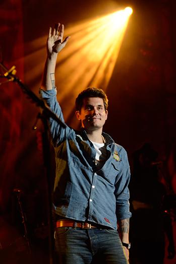 John Mayer live 2013 P