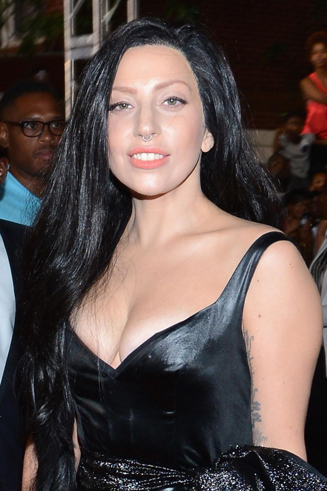 Lady Gaga Headshot - P 2013
