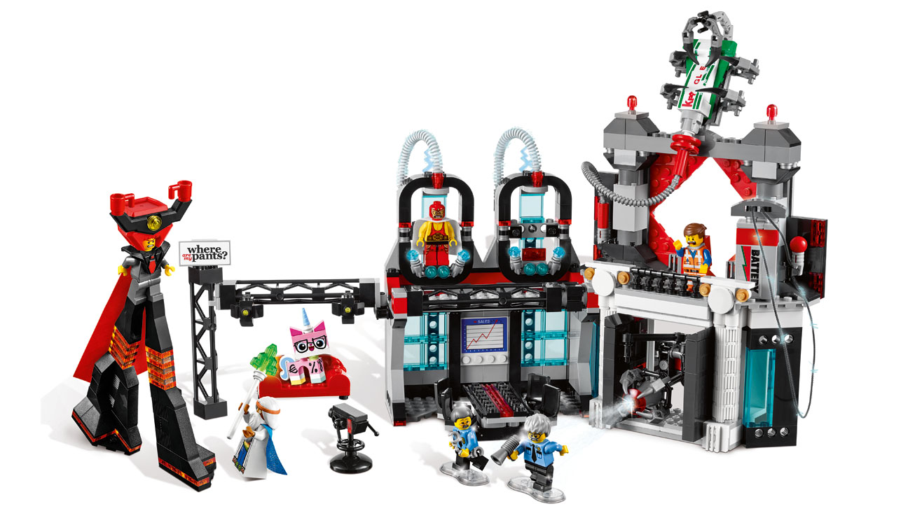 Lego Movie Preview - H 2013