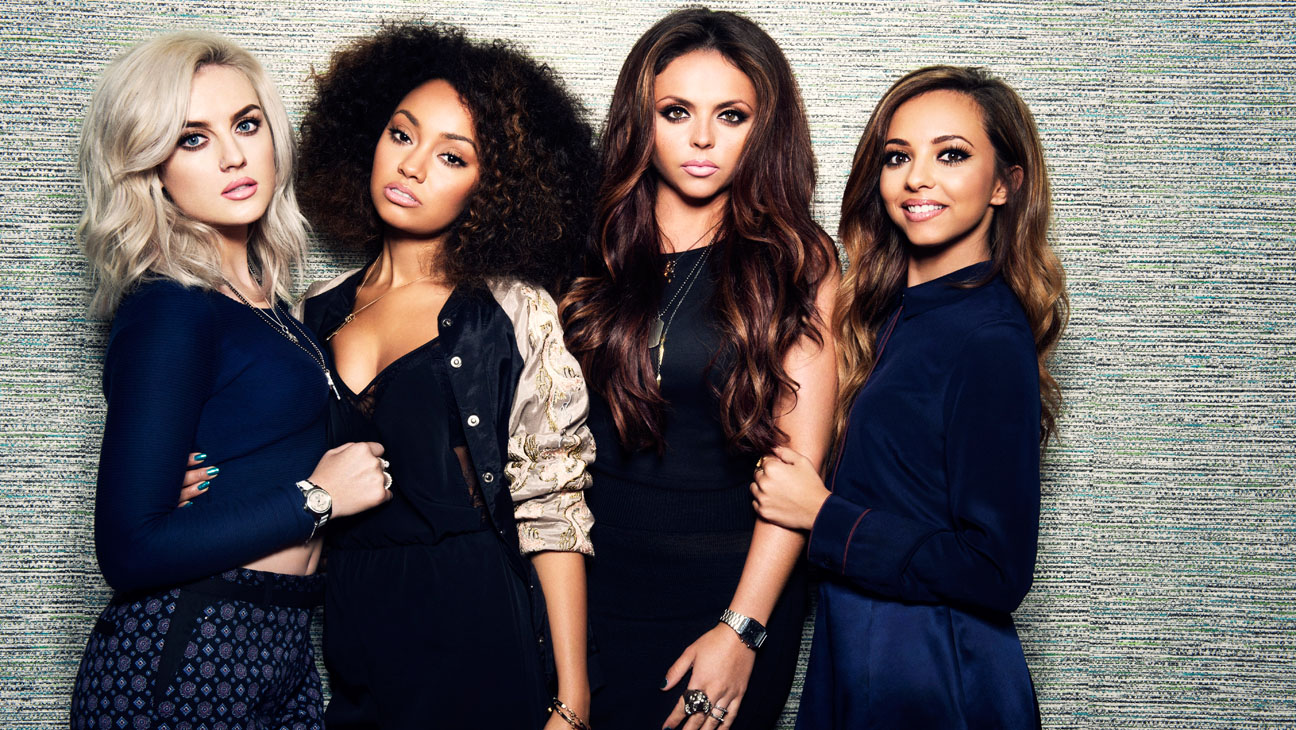 Little Mix PR Image New - H 2013