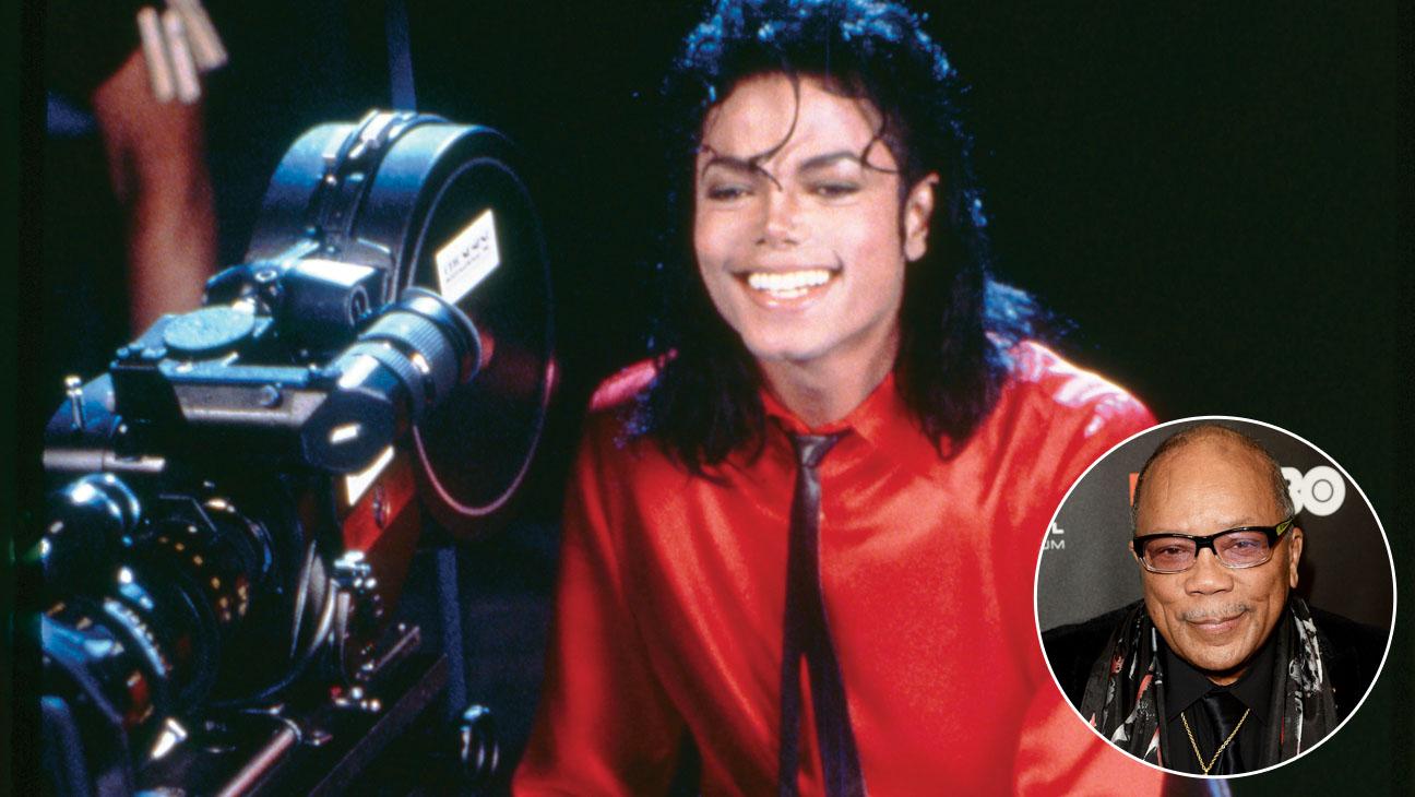 Michael Jackson Quincy Jones Inset - H 2013