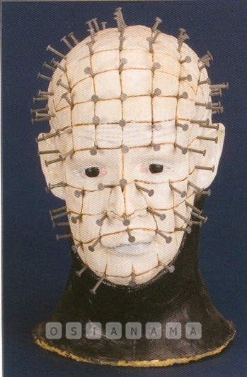 """Pinhead prop from """"Hellraiser"""" - Osianama archives India"""