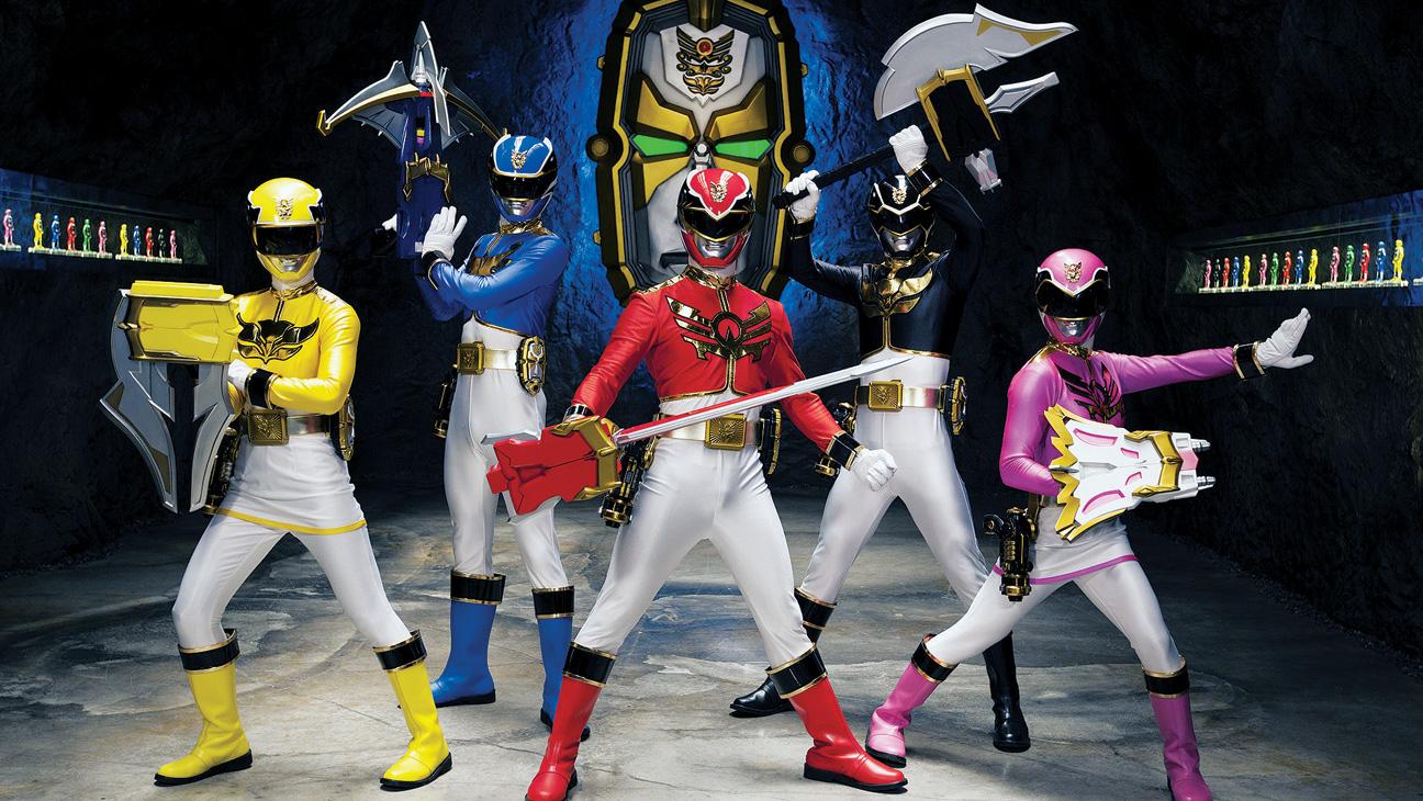Issue 35 BKLOT Power Rangers - H 2013