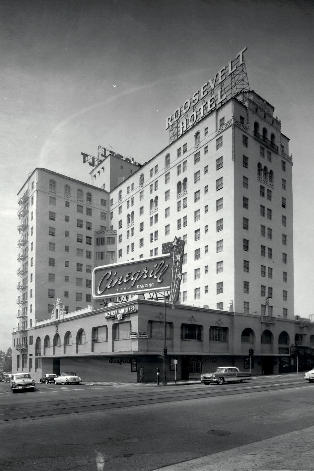 Roosevelt Hotel - P 2013