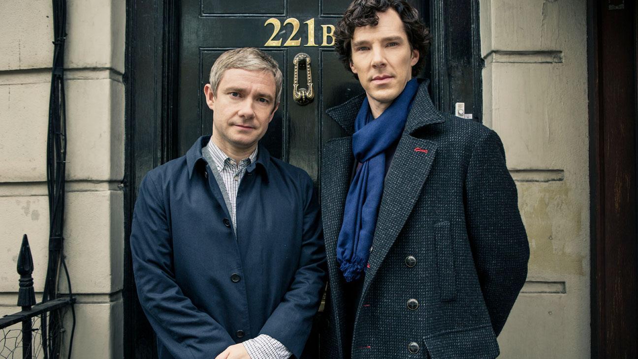 Sherlock Season 3 Art - H 2013