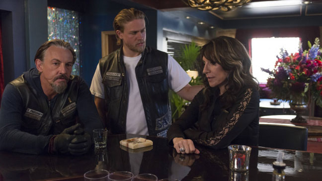 Sons of Anarchy Mad King Episodic - H 2013