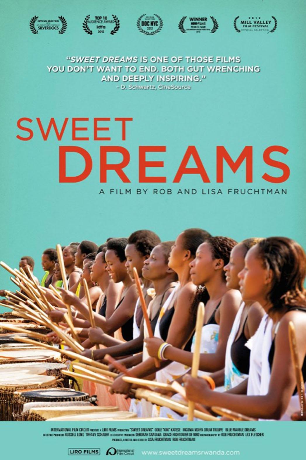 Sweet Dreams Poster Art - P 2013