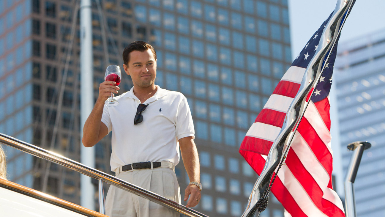 The Wolf Of Wall Street Leonardo DiCaprio - H 2013