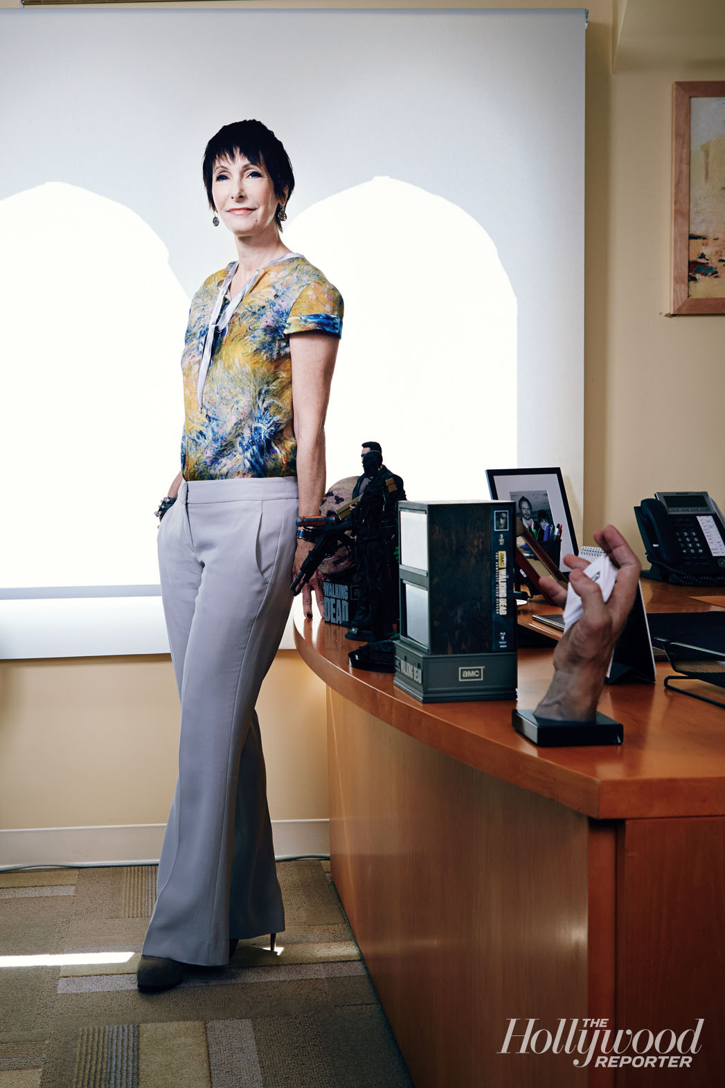 Gale Anne Hurd Executive Suite - P 2013