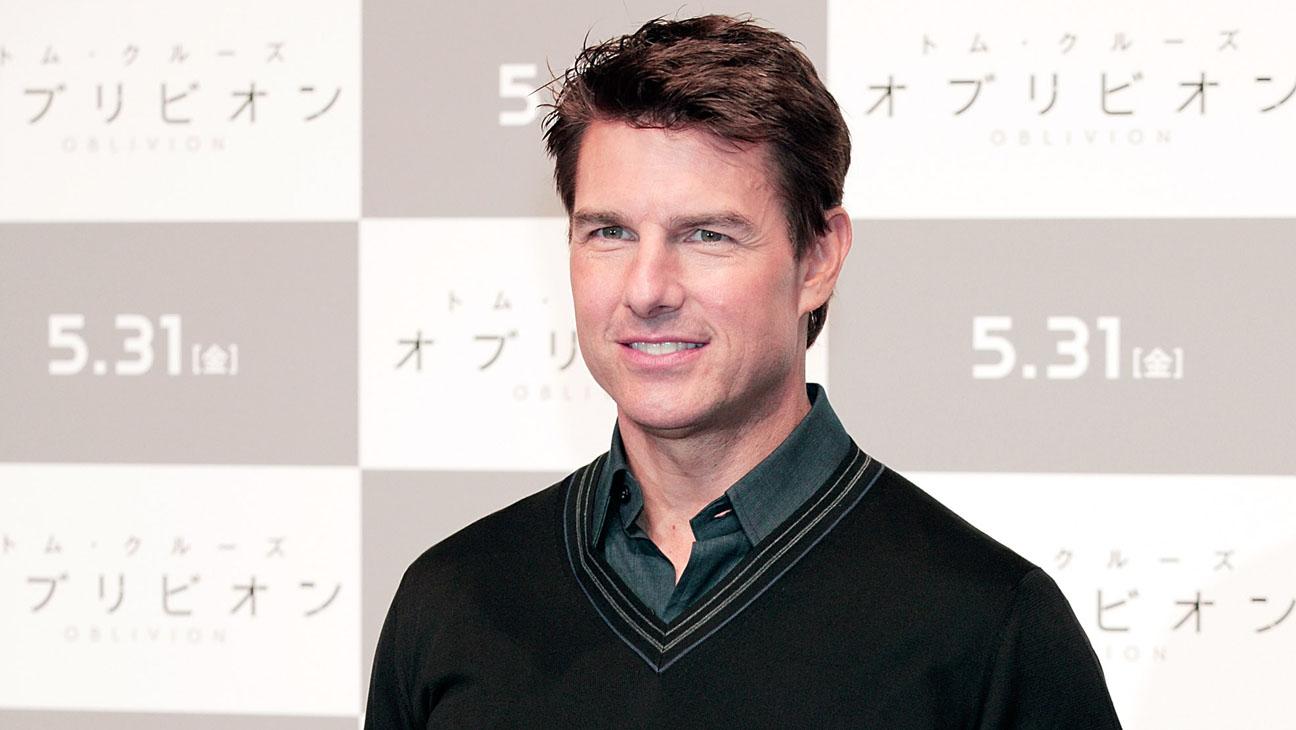 Tom Cruise Oblivion Horizontal - H 2013
