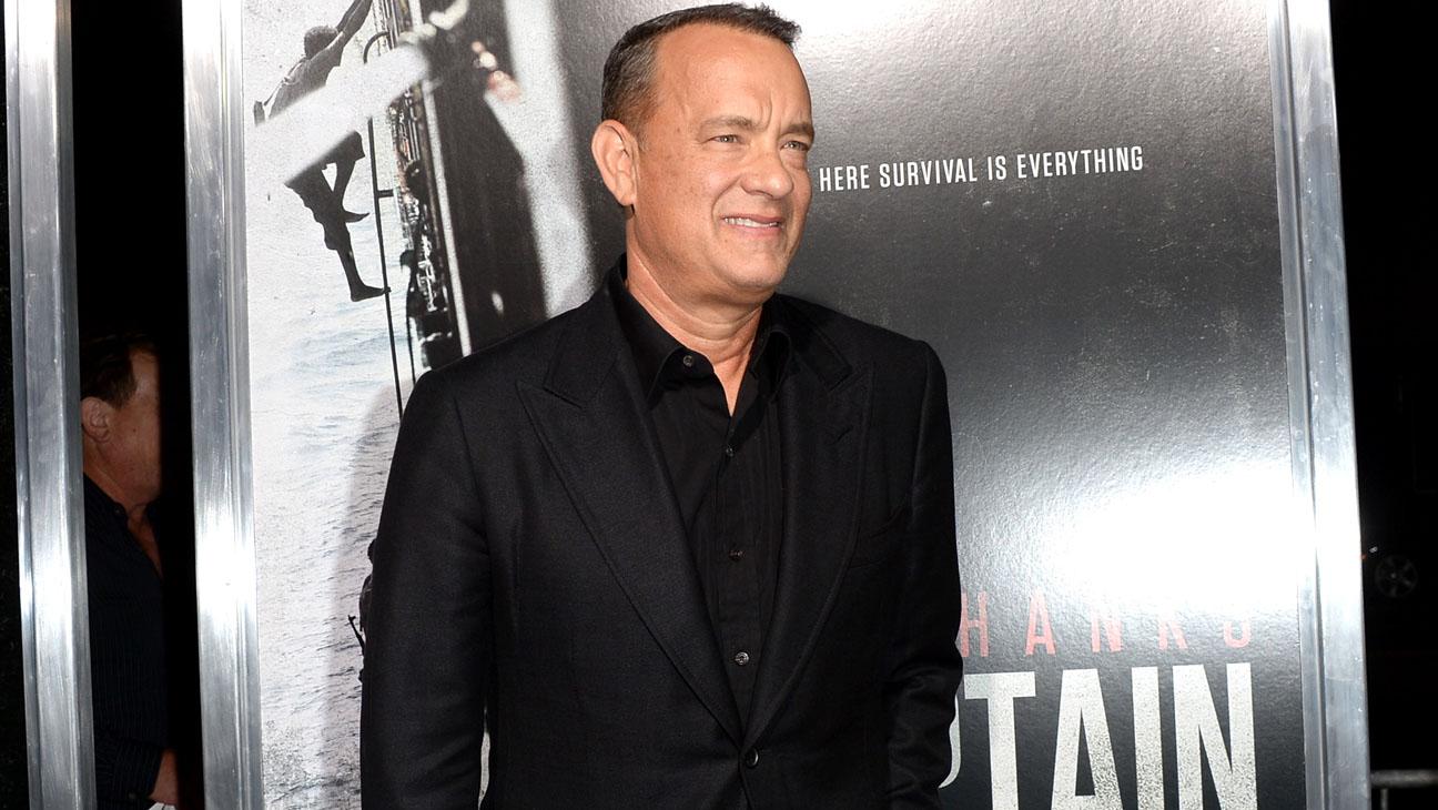 Tom Hanks Captain Phillips Premiere - H 2013