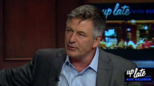 Up Late With Alec Baldwin 2 - H - 2013