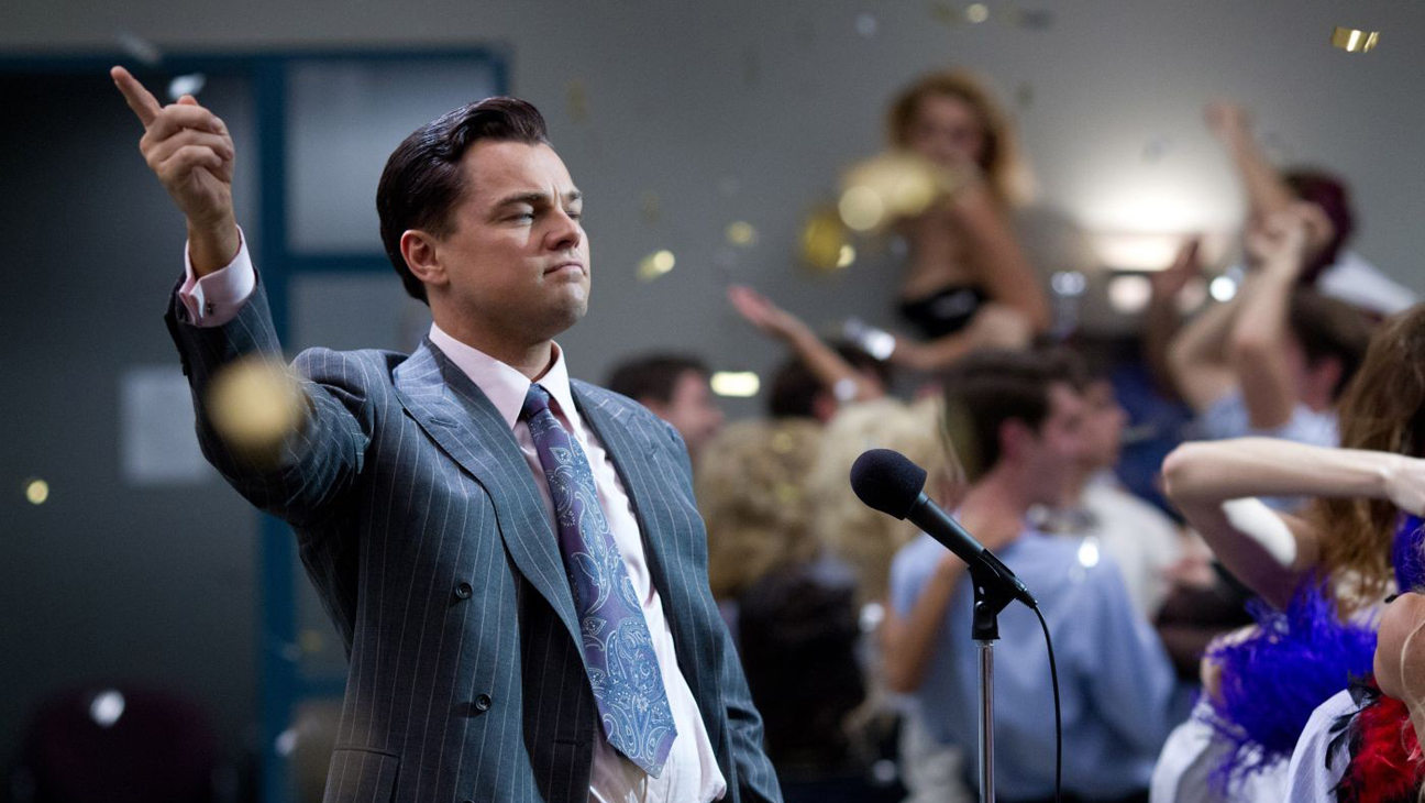 The Wolf of Wall Street - H 2013
