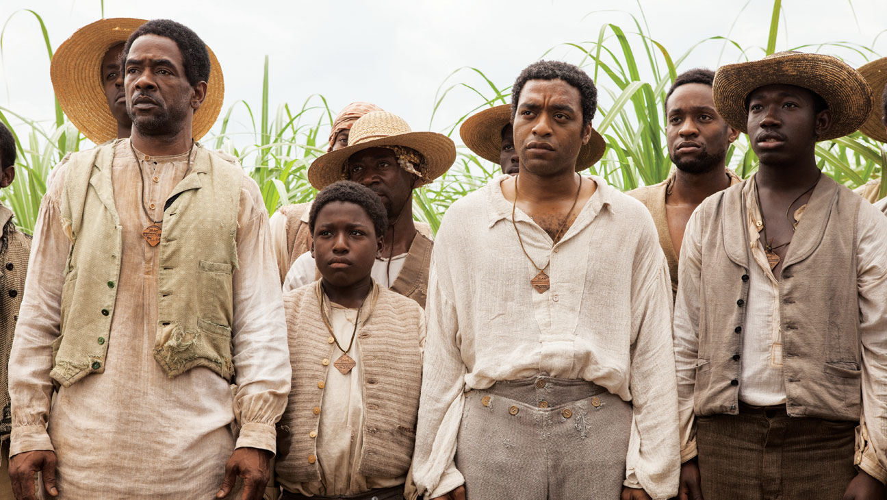 12 Years a Slave Ensemble Cast - H 2013